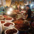 プノンペン・オルセーマーケットはローカル色が強いアジアの熱気を感じる市場