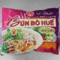 インスタント麺食べ比べ(4)ブンボーフエ編、スープは旨いが、これは素麺か!?味をレポート!