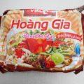 インスタント麺食べ比べ(12)濃厚な蟹が旨い!平麺のバインダークア