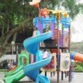 ホーチミン家族旅行で子供が飽きたら遊具で遊べるタオダン公園へ