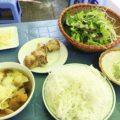 格安旨い2.5万VNDのブンチャーローカル食堂Ha Noi Tru Bat Gioi