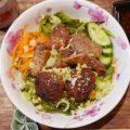 簡単旨いベトナム料理レシピ!ブンティットヌォンBun Thit Nuong