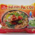 インスタント麺食べ比べ(26)極太麺の蟹味が旨いVIFONバインダークア