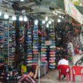 ホーチミンの靴屋通りは手軽なサンダル、シューズ、スニーカーが一杯!?
