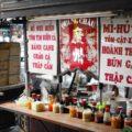 屋台飯が旨い!タンディン市場の廣州QUANG CHAUで朝ごはん