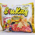 激辛だけどチーズ味がマイルドに!モッチモチの麺がクセになるSiu Kay Pho mai