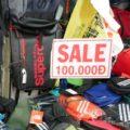 ホーチミンで激安鞄が買える穴場!お土産にも500円のカバンはどう?