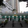 異文化ホーチミン1区中心部にあるイスラム教のモスクで寺院巡り
