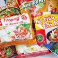 ベトナムインスタント麺食べ比べ